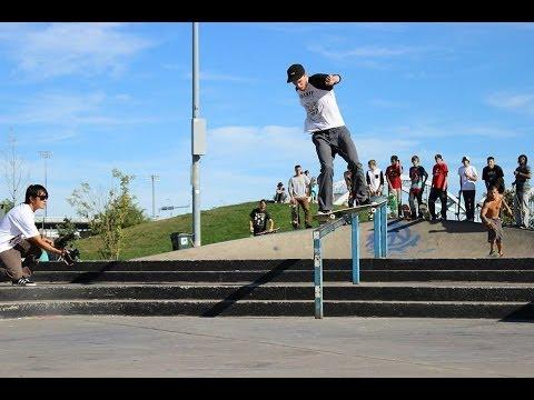 Renegade Media Presents: Iowa Skateparks 2013