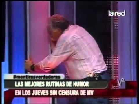 Profesor Rosa   Chiste Llamado en Cabina telefonica a Eliot Ness Sin Censura)