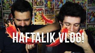 YANIYORUZ! - Haftalık Vlog #24 ft. Teknolojiye Atarlanan Adam