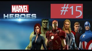 Marvel Heroes Playthrough Part 15 Look for Sharon