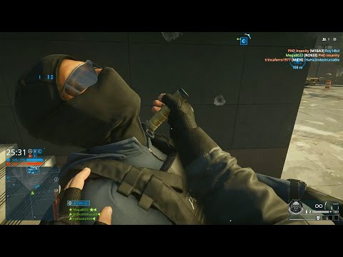 BATTLEFIELD HARDLINE - Multiplayer Gameplay - EPIC GAME! 94 KILLS UMP-45 BEASTING!