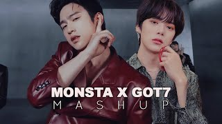 MONSTA X & GOT7 (ft. I.M) — 'Who Do U Love? X 니가 부르는 나의 이름 (You Calling My Name)' MASHUP