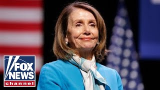 Pelosi on efforts to block Trump's national emergency