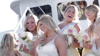 Electra Cruises Yacht Wedding Newport Beach - orange county wedding