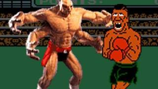 Punch Out vs. Mortal Kombat