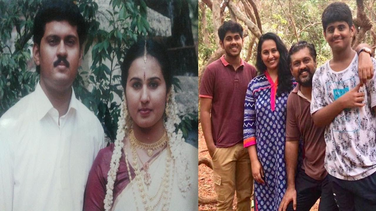 Priyapettaval- Actress Reshmi Boban| Wedding |Husband Director BobanSamuel| MazhavilManorama