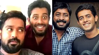 Arjun Ashokan Dubsmash Video Compilation