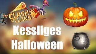 KESSLIGES HALLOWEEN: Update, ClashCon, 100 CW Sieg ✭ Clash of Clans [deutsch / german]