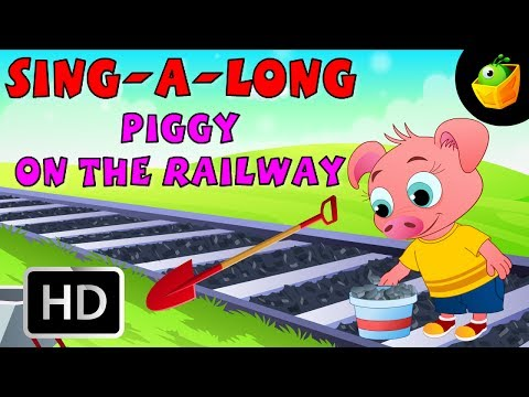 Karaoke: Piggy - Songs With Lyrics - Cartoon/Animated Rhymes For Kids