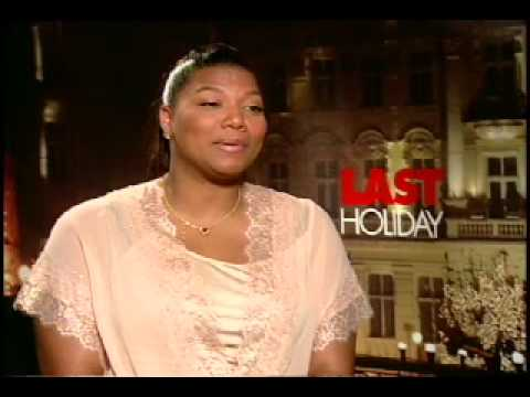 Queen Latifah interview for Last Holiday