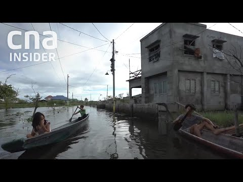 Why Philippines' Capital Manila Is Sinking
