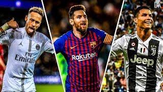 Download Neymar vs Messi vs Ronaldo • Despacito vs Taki Taki vs Con Calma • 2019 || HD Mp3 and Videos