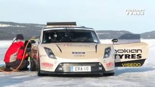 Зимние шины Nokian Hakkapeliitta 7 - рекорд скорости на льду(, 2013-09-15T17:46:39.000Z)