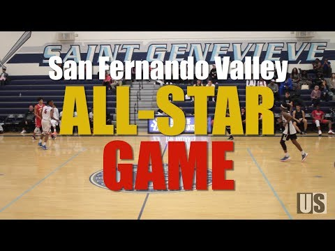 SFV ALL-STAR GAME - CLASS OF 2019