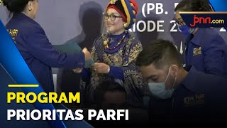 Alicia Dhohar: Parfi Bertekad Sejahterahkan Anggotanya - JPNN.com