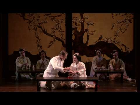 Madama Butterfly movie trailer from San Francisco Opera