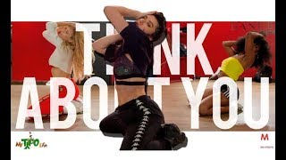 BOBBY NEWBERRY / THINK ABOUT YOU / CHOREOGRAPHY/ MILLENIUM DANCE COMPLEX