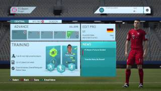 FIFA 16 Career Mode ep 1 The Creation!!