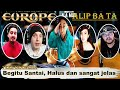 Keterampilan alien? ALIP BA TA REACTORS REACTION COMPILATION | CARRIE by EUROPE fingerstyle cover