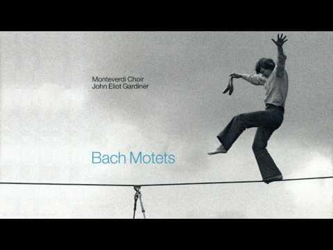 Bach - Motets - Gardiner / Monteverdi Choir