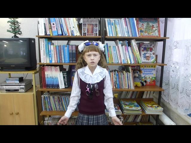 Изображение предпросмотра прочтения – ЕвгенияКоскова читает произведение «Мартышка и очки» И.А.Крылова