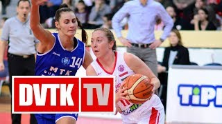 Aluinvent DVTK - MTK Budapest | 87-54 | 2018. január 27. | DVTK TV