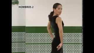 How to dance Elegantly2 - Metodo de Baile Flamenco - from DVD メルセデス・ルイス「美しく踊るための身体強化2」
