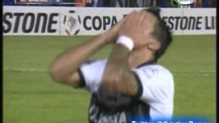 Olimpia de Paraguay 2 Atletico Mineiro 0 (Relato Mariano Closs) Copa Libertadores 2013 (17/7/2013)
