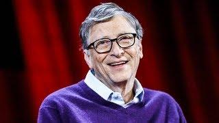 Bill Gates DUNKS On Donald Trump's Absolute Stupidity