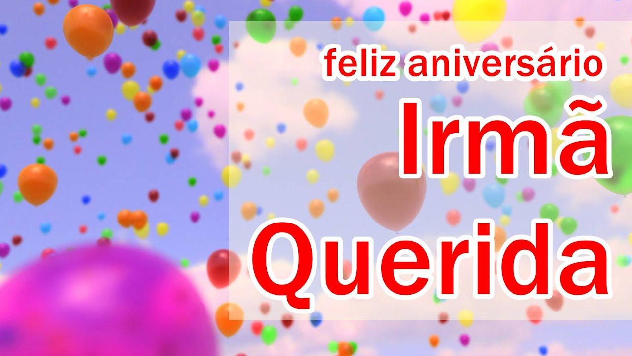 Feliz Aniversário Minha Querida Irmã: Mensagem De Aniversário Para Irmã Querida