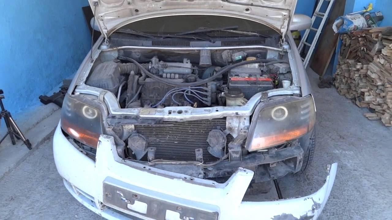 Замена аккумулятора Chevrolet Trailblazer - YouTube
