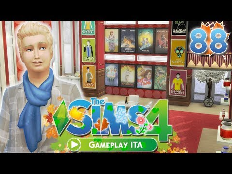 MARATONA CINEMA E LA NASCITA DI UN SIM SPECIALE!-The sims 4 Gameplay ITA # 88 thumbnail
