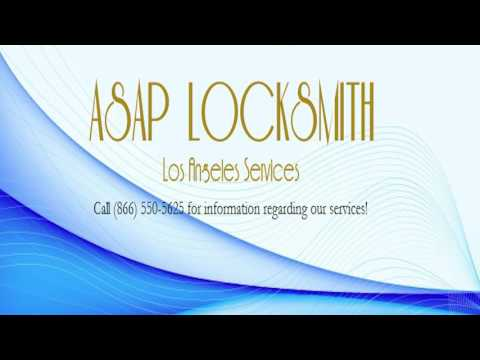Locksmith Los Angeles ASAP | 24 Hour Locksmith near me
