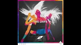 The Days - Avicii feat. Robbie Williams | Official Song