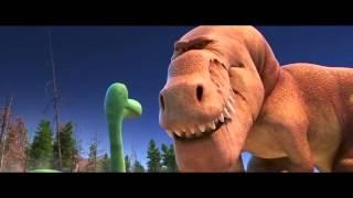 """""""Хороший динозавр"""" (2015) - официальный международный трейлер"""