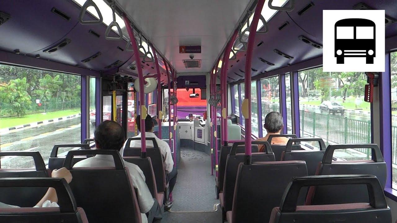 scania k230ub demo sbs8033d sbs transit bus service