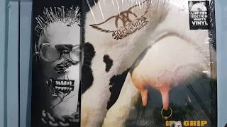 Aerosmith - Crazy (White Vinyl)