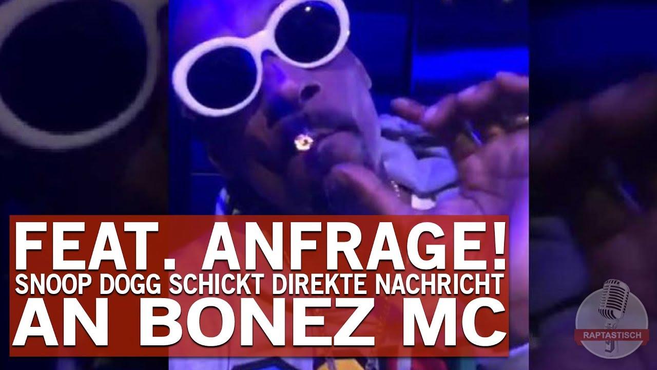 Snoop Dogg Mit Videoansage An Die 187 Strassenbande Youtube