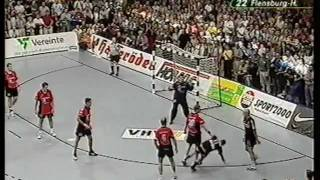 SC Magdeburg - SG Flensburg/Handewitt  Meisterschaft 2001