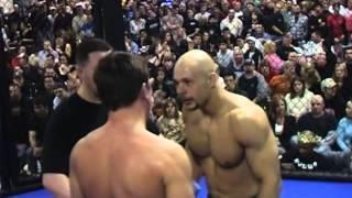 Trevor Garrett vs Rory Markham - March 18, 2006( 2 angles)