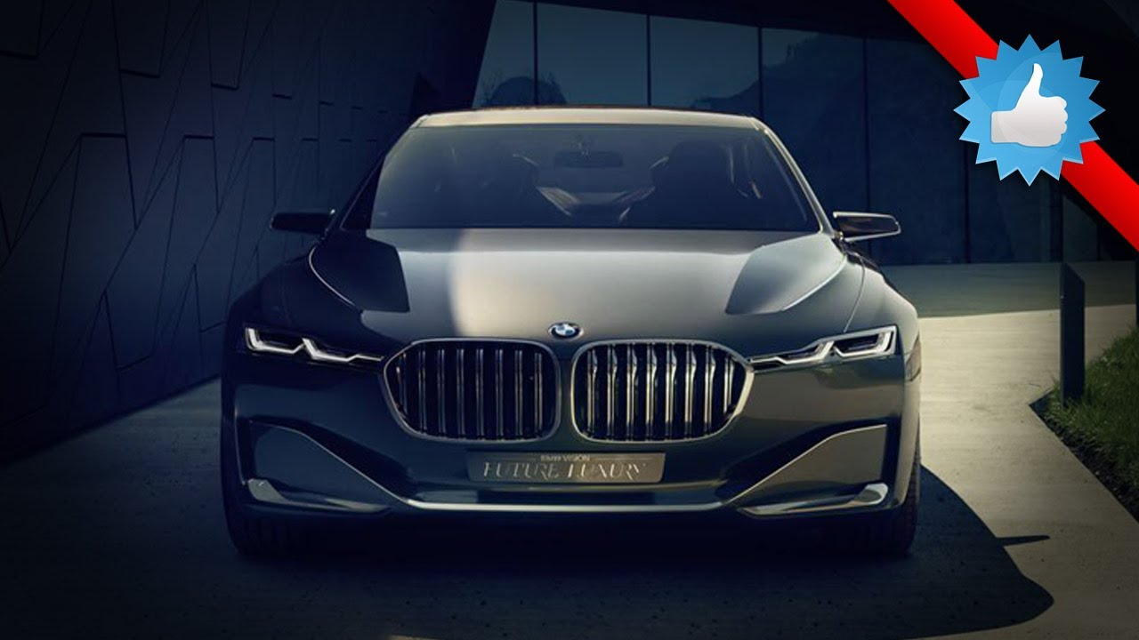 2015 BMW Vision Future Luxury Concept Next 7 Series