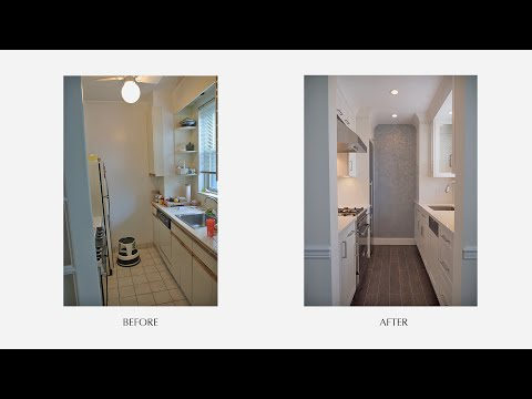 Perfect Prewar Apartment Makeover - E 68th St. NYC Before & After