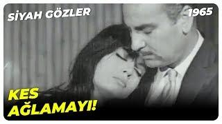 Patron, Türkan'ın İçkisine İlaç Attı!   Siyah Gözler Türkan Şoray Türk Filmi