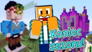 """Minecraft #337 -  """"Koniec SEZONU + pokaz świata!"""""""