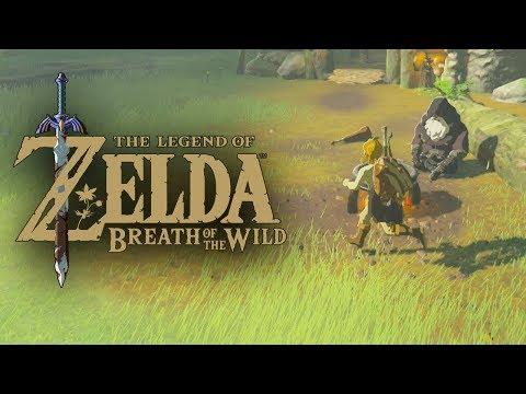 ZELDA: BREATH OF THE WILD 🗡️ Oh wei, wat'ne Kraxelei! • LET'S (LIVE) PLAY ZELDA: BOTW [04]