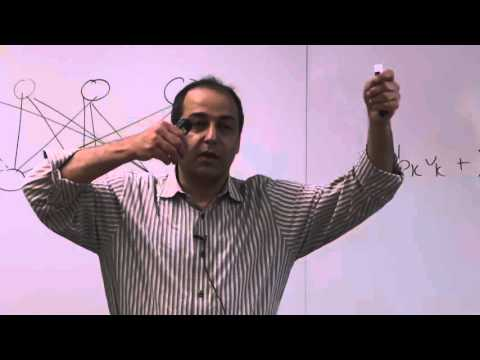Ali Ghodsi, Lec [7], Deep Learning , Restricted Boltzmann Machines (RBMs)