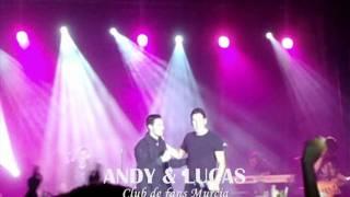 """Andy & Lucas """" Tus miradas y quiero ser tu sueño"""" ,  Mazarron (Murcia)"""