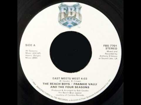 The Beach Boys & Frankie Valli & The Four Seasons - East Meets West (1984)