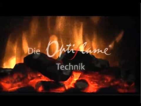 ewt elektro kamin elektrisches kaminfeuer optiflame technik youtube. Black Bedroom Furniture Sets. Home Design Ideas