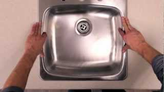 RONA - How to Install a Kitchen Sink